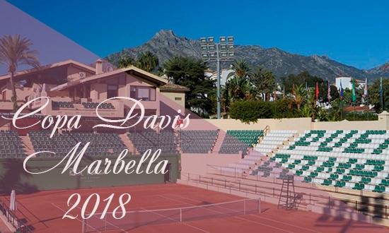 Disfruta de la Copa Davis con una escort de lujo en Marbella